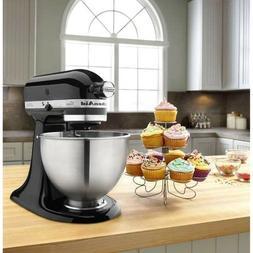 10 Speeds Kitchen Classic Stand Mixer Series 4.5 Quart Tilt-