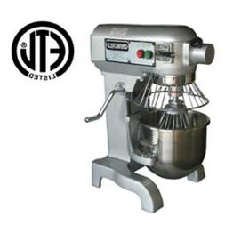 Uniworld 10QT Commercial Stand Mixer ETL Approved Model UPM-