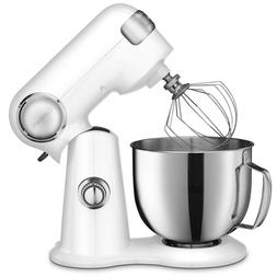 12-Speed Countertop Automatic Stand Mixer Foolproof  Baking