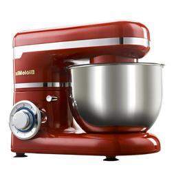 1200W 4L Kitchen Food Stand Mixer 6-speed Cream Egg Whisk Bl
