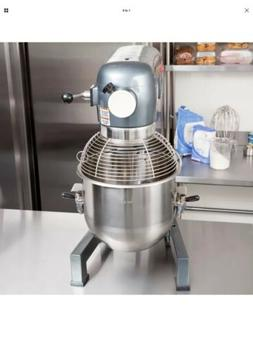 20 qt electric 3 speed commercial planetary