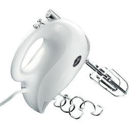 Oster 240-Watt 5-Speed Hand Mixer - White