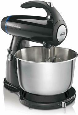 Sunbeam 2594 350-Watt MixMaster Stand Mixer with Dough Hooks