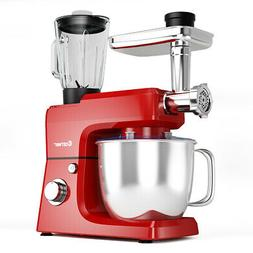 3 in 1 Multi-functional 800W Stand Mixer Meat Grinder Blende