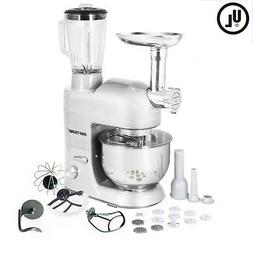 Cheftronic 3 in 1 Upgraded 6-Speed Multifunction Stand Mixer