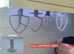 4 PACK Accessory Holder Organizer Storage Hanger For Kitchen