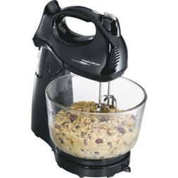 4 qt stand mixer 6 speed power
