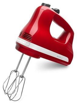 KitchenAid® 5-Speed Ultra Power™ Hand Mixer, KHM512 BRAND