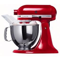 KitchenAid 5KSM150PSER 220-volt Artisan Stand Mixer, 5-Quart