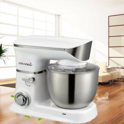 5L Mixing Bowl Stand Mixer Dough Mixer 600W 6 Speeds Dough M