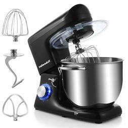 7.4QT Stand Mixer 6-Speed Electric Kitchen Tilt-Head Dough H