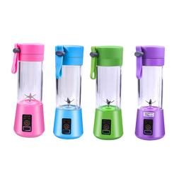 6 Blade Portable Juice Blender USB Juicer Cup Multi-function