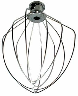6 QT KitchenAid Whirlpool Stand Mixer Wire Whip OEM Genuine