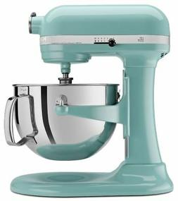 KitchenAid 6 Quart Professional 600 Stand Mixer - Aqua Sky