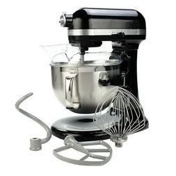 KitchenAid 6-Quart Bowl-Lift Stand Mixer + Pouring Shield  |