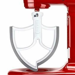 6 Quart Mixer Attachments Bowl-Lift Stand Mixer  Flat Beater