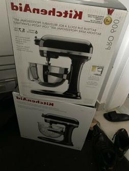 KitchenAid 6-Quart Pro 6500 Design Series Bowl-Lift Stand Mi
