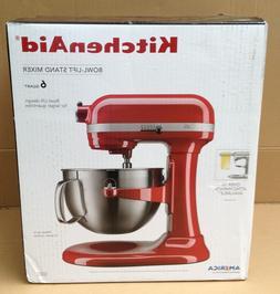 KitchenAid 6-quart Professional Bowl-lift Stand Mixer 10 Spe
