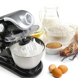 6-Quart  Stand Mixer with Pouring Shield Include Blender Att