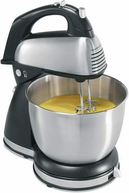 Classic Hand and Stand Mixer, 4 Quarts, 6 Speeds with QuickB