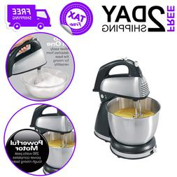 6 Speed Classic Stand Mixer For Kitchen Cooking Dough Cake 4