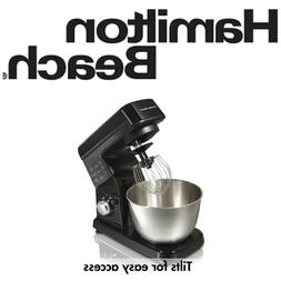 6 Speed Orbital Stand Mixer Dough Cake Batter Egg Beater Mix
