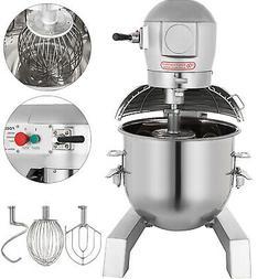 600W 13.6Qt Electric Food Stand Mixer Dough Mixer splash gua