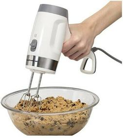 Hamilton Beach 62674e ERGOMIX 6 Speed Hand Mixer With QuickB