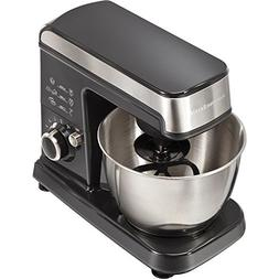 Hamilton Beach 63326 Stainless Steel 3.5 Qt 300W 6-Speed Cou