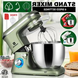 7QT 3In1 Stand Mixer Electric Kitchen Appliance Multifunctio