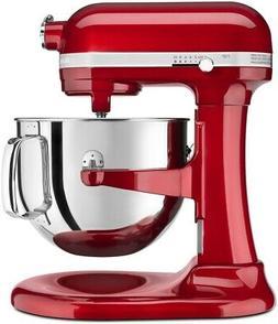 KitchenAid 7-Quart Pro Line Bowl-Lift Stand Mixer   Candy Ap