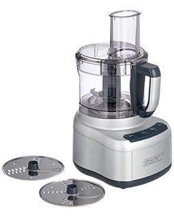 Cuisinart Elemental 8 Cup Food Processor Silver