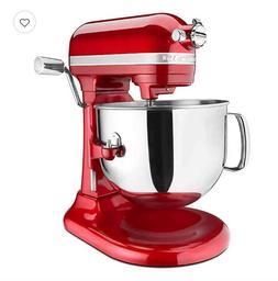 KitchenAid 7-qt. Pro Line Stand Mixer, Sugar Pearl Silver