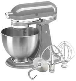 KitchenAid KSM95CU Ultra Power Series Contour Silver 4.5 Qua