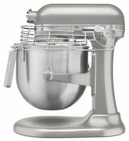 KitchenAid KSMC895NP 8-Quart Commercial Countertop Mixer wit