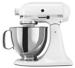 KitchenAid RRK150WH  5 Qt. Artisan Series - White