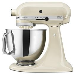 Kitchenaid - Artisan Series Tilt-head Stand Mixer - Almond C