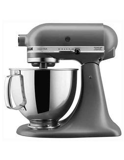 Kitchenaid - Artisan Series Tilt-head Stand Mixer - Cobalt B