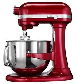 Kitchenaid Professional 600 Stand Mixer 6 quart, Candy Apple
