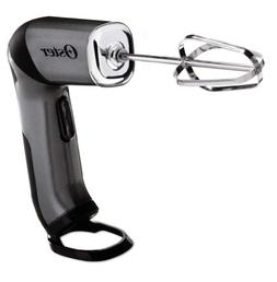 Oster Fpsthb6600-gry 3-in-1 Twisting Cordless Handheld Mixer
