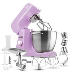 Sencor - Pastel Tilt-head Stand Mixer - Lilac Mauve