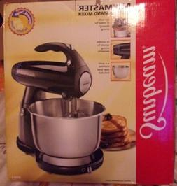 Sunbeam 2591 350-Watt MixMaster Stand Mixer, Black
