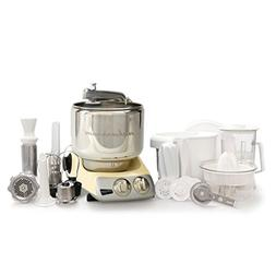 Ankarsrum Original AKM 6290 Creme Stand Mixer Deluxe Package