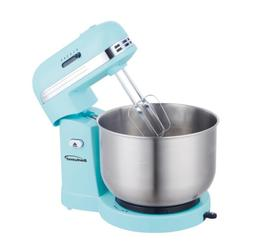 Brentwood Appliance 5-Speed Stand Mixer with 3 Quart Stainle