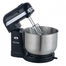 Brentwood Appliances 5-Speed Stand Mixer with 3 qt. Stainles