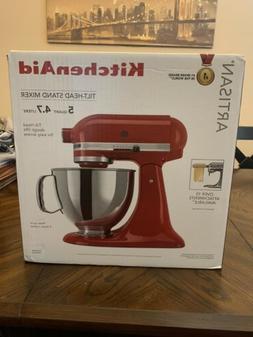 KitchenAid Artisan 5-qt. KSM150PSER Stand Mixer - Empire Red