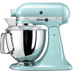 KitchenAid Artisan 5KSM175PSEIC 5 Qt.Stand Mixer Ice Blue wi