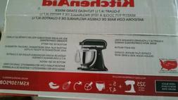 KitchenAid Artisan KSM150PSOB Stand Mixer Black 325 Watts St
