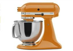 KitchenAid Artisan Series 5 qt Stand Mixer & pouring shield
