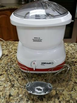 NutriMill Artiste 650 Watt 6 Qt Compact Complete Kitchen Sta